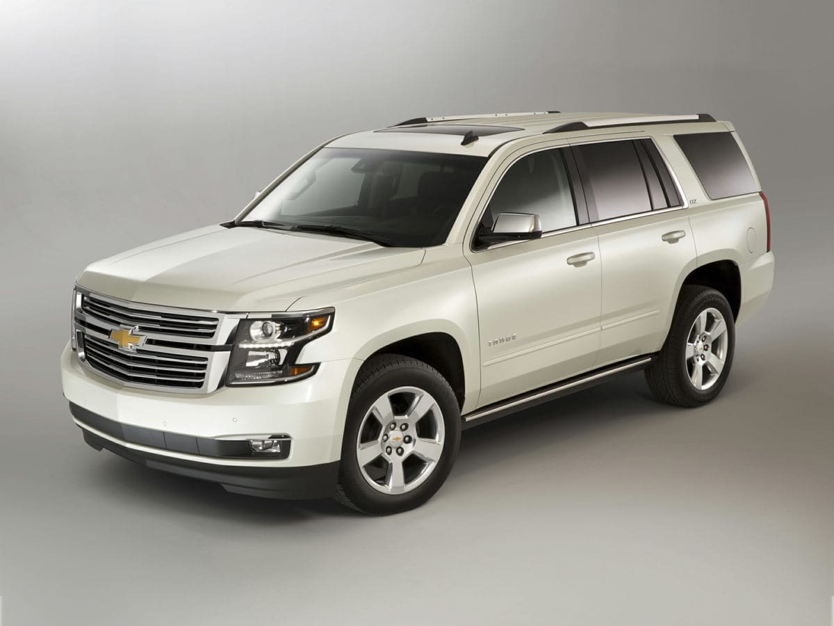 Photo Used 2017 Chevrolet Tahoe LT in Jackson,TN