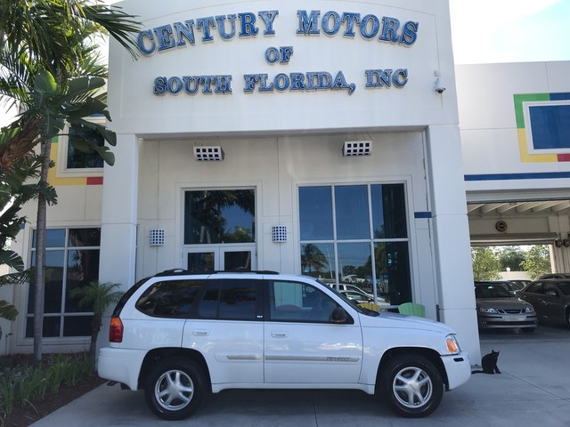Photo 2003 GMC Envoy SLT Leather Seats CD AUX Onstar Homelink Tow Roof Rack