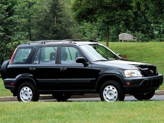 Photo Used 1999 Honda CR-V LX for sale in San Antonio, TX