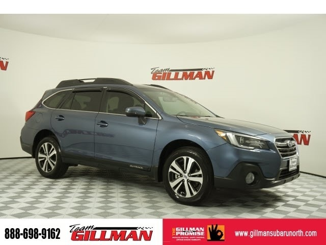Photo 2018 Subaru Outback Limited Leather Interior Harmon Kardon Sunroof Aud