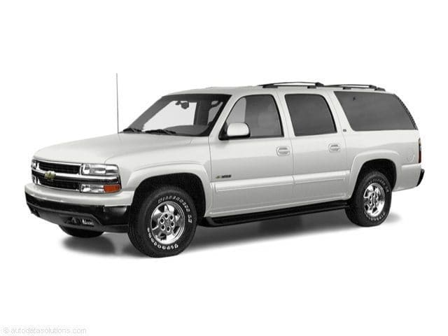 Photo 2003 Chevrolet Suburban 2500 4-Speed Automatic HD with Overdrive