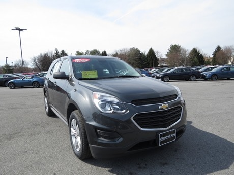 Photo Used 2017 Chevrolet Equinox LS for sale in Rockville, MD