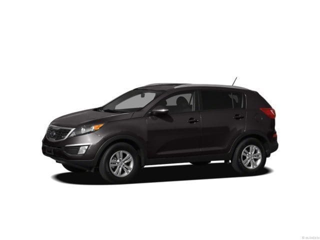 Photo Used 2012 Kia Sportage For Sale in St. Cloud, MN