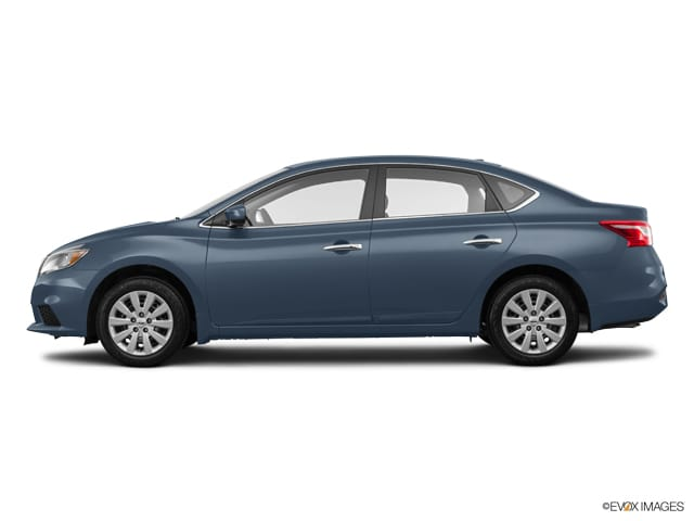 Photo Used 2017 Nissan Sentra SV ONE OWNER VERY LOW MILES GAS EFFICIENT in Ardmore, OK
