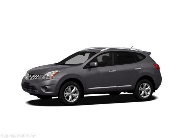 Photo 2011 Nissan Rogue S Krom Edition