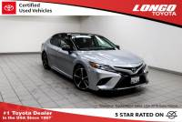 Certified Used 2018 Toyota Camry XSE V6 Automatic in El Monte