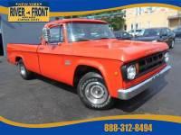 1969 Dodge D100 318 V8 4 SPEED MANUAL