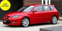 2007 Mazda Mazdaspeed3 Sport Hatchback I-4 cyl
