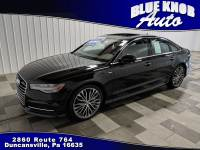 2016 Audi A6 2.0T Premium + Sedan in Duncansville | Serving Altoona, Ebensburg, Huntingdon, and Hollidaysburg PA