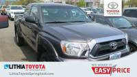 Used 2015 Toyota Tacoma PreRunner V6 Truck Access Cab in Springfield