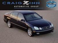 Pre Owned 2003 Lexus GS 300 4dr Sdn VINJT8BD69S630183377 Stock NumberC1197208
