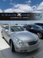 Pre Owned 2002 Lexus SC 430 2dr Convertible VINJTHFN48Y420013347 Stock NumberC1229901