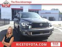 2018 Toyota Sequoia TRD Sport SUV 4x4