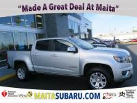 Used 2016 Chevrolet Colorado 4WD LT Available in Sacramento CA