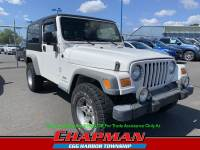 2005 Jeep Wrangler Unlimited SUV I-6 cyl