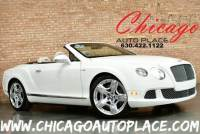 2015 Bentley Continental GTC W12 - 6.0L 12 CYLINDER ENGINE MULLINER PACKAGE ALL WHEEL DRIVE NAVIGATION BACKUP CAMERA BREITLING CLOCK HEATED/COOLED SEATS KEYLESS GO
