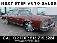 1982 Oldsmobile Delta 88 Royale Base