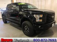 2017 Ford F-150 XLT Sport W/Leveling Kit And Special Wheels And Ti Truck V6