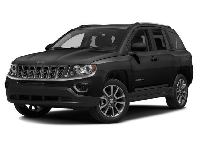 Photo 2016 Jeep Compass Latitude 4x4 SUV For Sale in Madison, WI