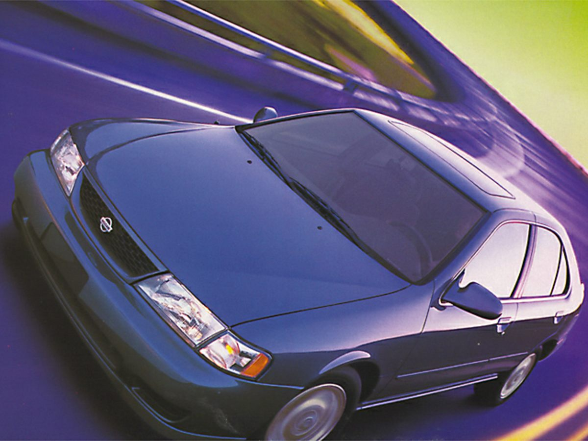 Photo 1998 Nissan Sentra XE Sedan in Metairie, LA