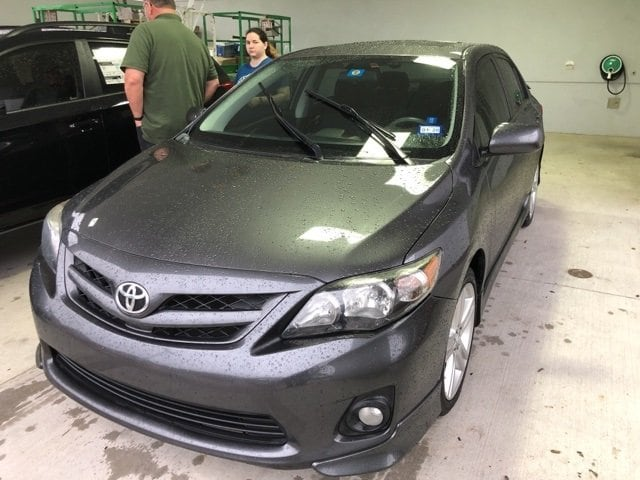 Photo Used 2013 Toyota Corolla S For Sale Grapevine, TX