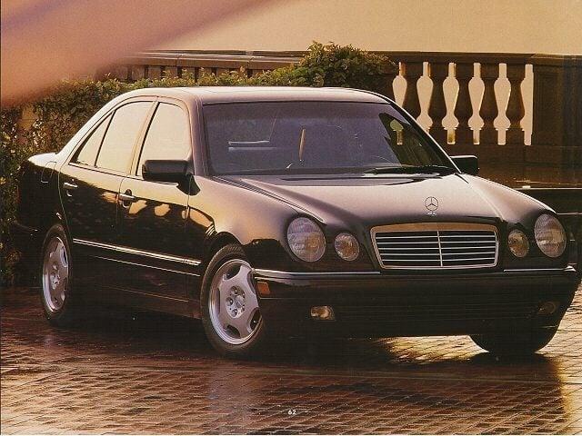 Photo 1997 Mercedes-Benz E 320 RWD Sedan in Pittsburgh