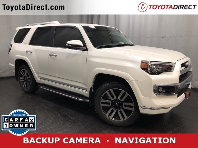 Photo 2017 Toyota 4Runner Limited SUV 4x4