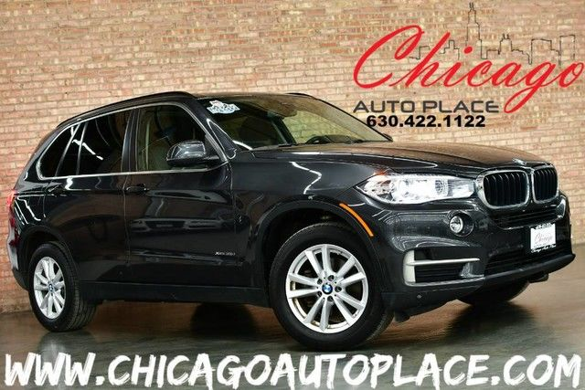 Photo 2015 BMW X5 xDrive35i - 3.0L TWINPOWER TURBO I6 ENGINE ALL WHEEL DRIVE NAVIGATION TOP VIEW CAMERAS ACTIVE BLINDSPOT COLD WEATHER PACKAGE PANO ROOF POWER LIFTGATE