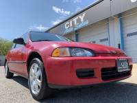 1992 Honda Civic Si Hatchback