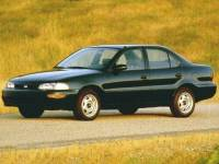 1993 Geo Prizm Sedan 4