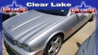 2005 Jaguar XJ Super V8 Sedan near Houston