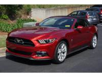 Used 2015 Ford Mustang EcoBoost Premium Convertible in Athens, GA