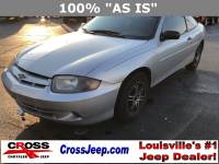 PRE-OWNED 2005 CHEVROLET CAVALIER BASE FWD 2D COUPE