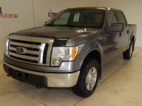 2010 Ford F-150 4WD Supercrew 145 XLT Truck SuperCrew Cab 4x4 For Sale | Jackson, MI