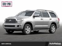 2008 Toyota Sequoia Limited 5.7L V8
