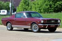 1965 Ford Mustang 2+2 Fastback Automatic AC