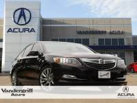 2016 Acura RLX RLX with Advance Package