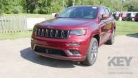 CERTIFIED PRE-OWNED 2018 JEEP GRAND CHEROKEE HIGH ALTITUDE 4X4 SPORT UTILITY