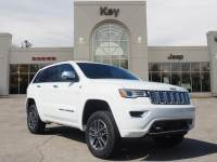 CERTIFIED PRE-OWNED 2019 JEEP GRAND CHEROKEE OVERLAND 4X4 SPORT UTILITY