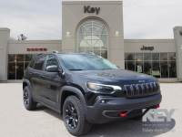 CERTIFIED PRE-OWNED 2019 JEEP CHEROKEE TRAILHAWK 4X4 SPORT UTILITY