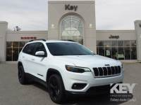 CERTIFIED PRE-OWNED 2019 JEEP CHEROKEE ALTITUDE 4X4 SPORT UTILITY