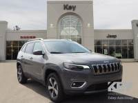 CERTIFIED PRE-OWNED 2019 JEEP CHEROKEE LIMITED 4X4 SPORT UTILITY