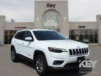 CERTIFIED PRE-OWNED 2019 JEEP CHEROKEE LATITUDE PLUS 4X4 SPORT UTILITY