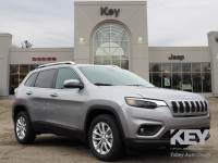 CERTIFIED PRE-OWNED 2019 JEEP CHEROKEE LATITUDE FWD SPORT UTILITY