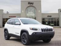 CERTIFIED PRE-OWNED 2019 JEEP CHEROKEE LATITUDE 4X4 SPORT UTILITY