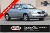 Pre-Owned 2004 Nissan Sentra 4dr Sdn 1.8 S Auto