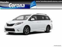 2015 Toyota Sienna LE in Corona, CA