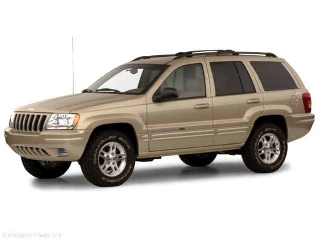 Photo Used 2000 Jeep Grand Cherokee Limited SUV