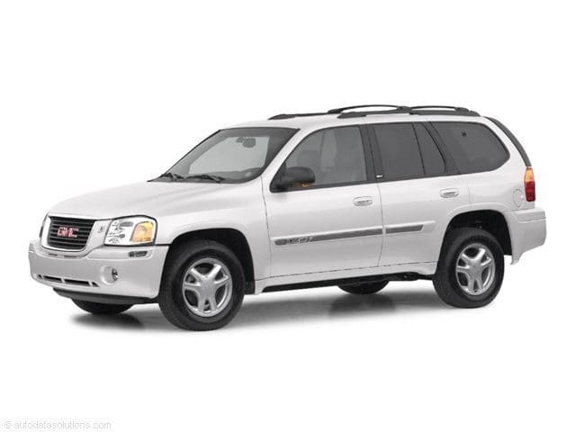 Photo Pre-Owned 2002 GMC Envoy SUV in Jackson MS