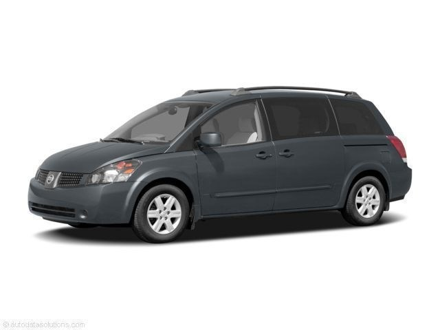 Photo 2005 Nissan Quest 3.5 SL MinivanVan